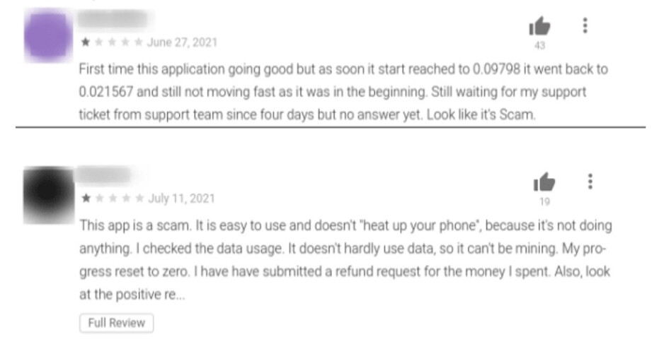 Once again, reading the comments section first would have saved you a headache - Uninstall these malicious fake apps from your Android phone now!