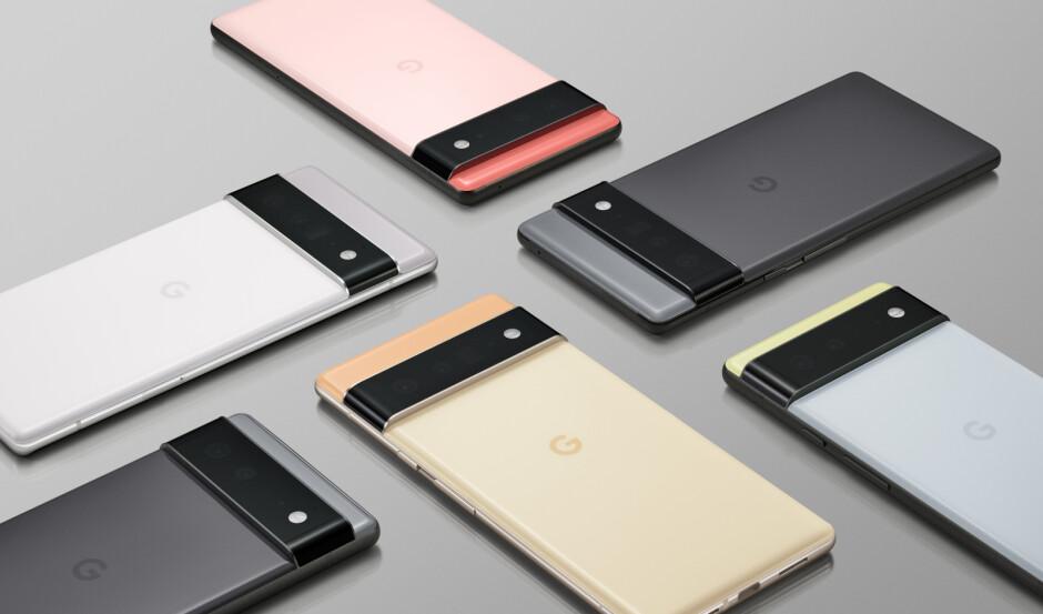 Google exec unwittingly reveals Google Pixel 6 Pro's fingerprint sensor, then quickly deletes his post