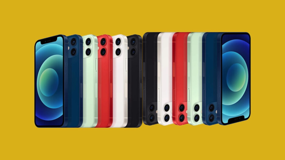 The iPhone 12 series are by far the best-selling smartphones in the world, and that's before the price drop due in September. - Apple's new Android flagship-killer looks like iPhone 12 and costs as much as iPhone 12 Mini