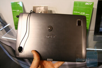 Acer Iconia Tab A500 hands-on