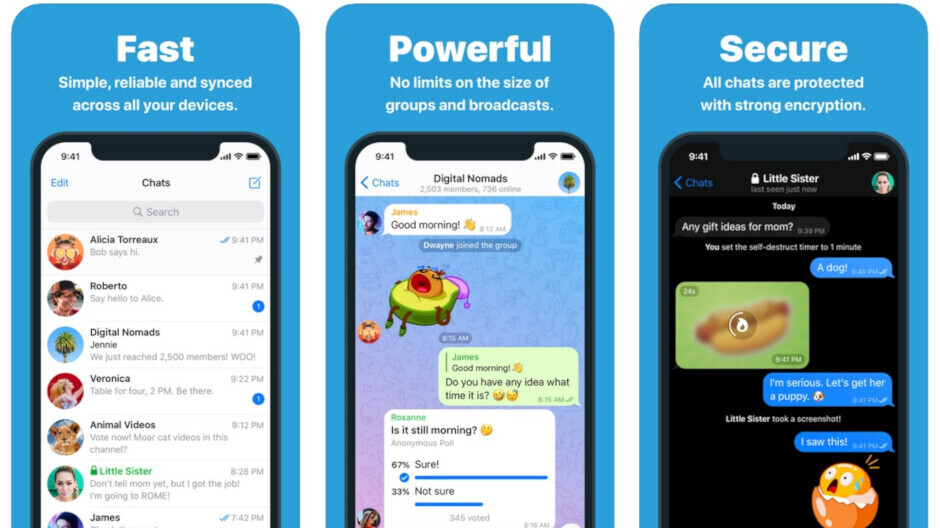 Major Telegram update brings unlimited participants to video calls and live streams