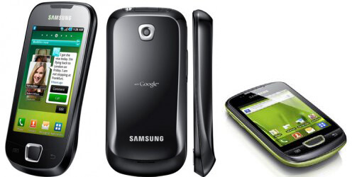 T-Mobile Move and Samsung Galaxy Mini - T-Mobile Move & Samsung Galaxy Mini are affordable Android handsets bound for T-Mobile