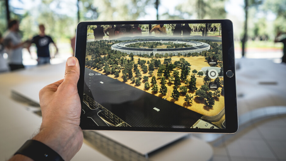 Why not? You'll never cover your front-facing camera and Face ID will have 100% better chance at... doing its thing. - Cupertino, we got a problem! I can't find my iPad Pro selfie camera