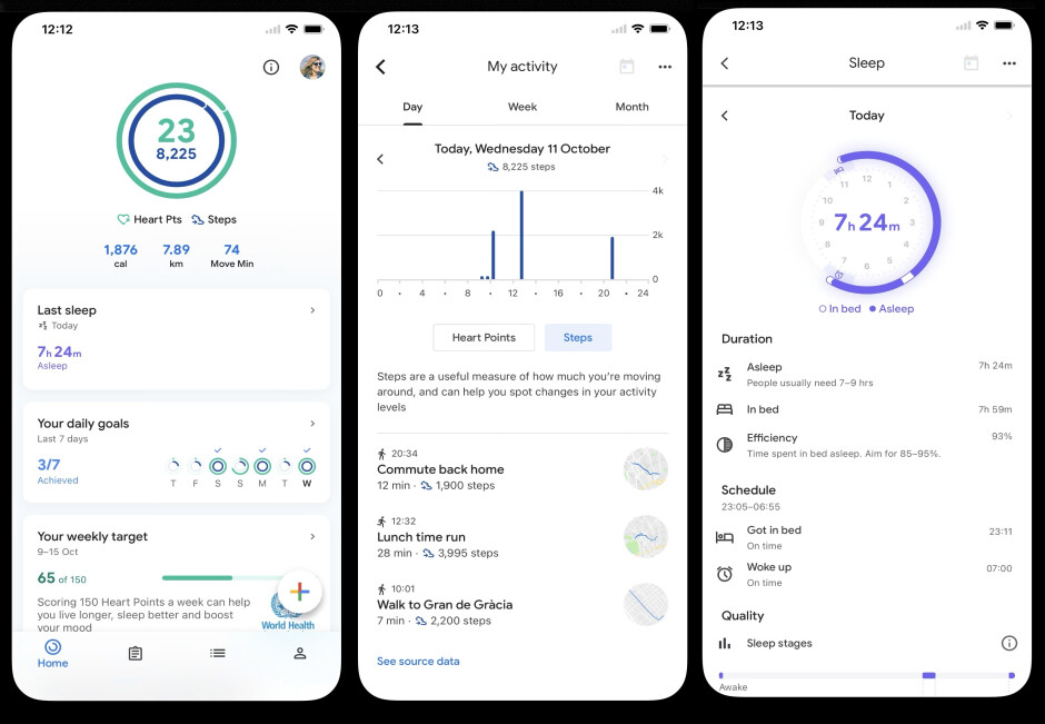 The Google Fit app - Working out – Google Fit app hits 100 million downloads on Android