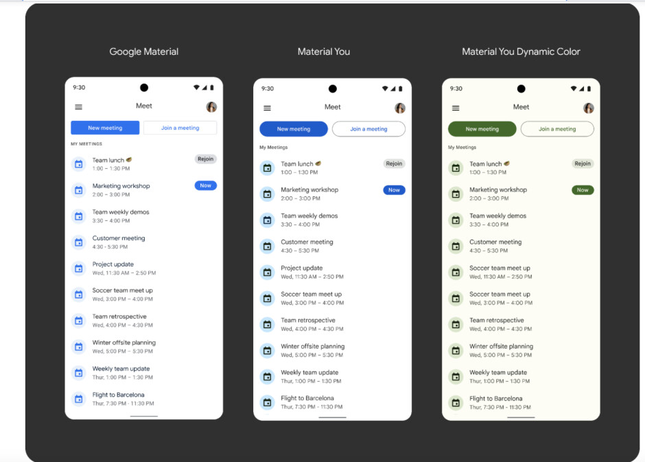 Google keeps pushing Material You in latest Android 12 beta rollout