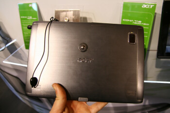 The Acer Iconia Tab A500 is supposed to appear on Verizon's LTE netowrk