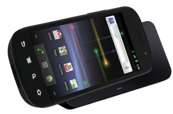 Nexus S desktop dock is being made available for $39.99 via Samsung's web site