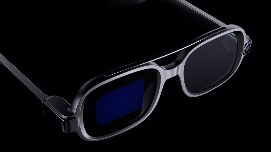 Xiaomi reveals Smart Glasses concept with a MicroLED display