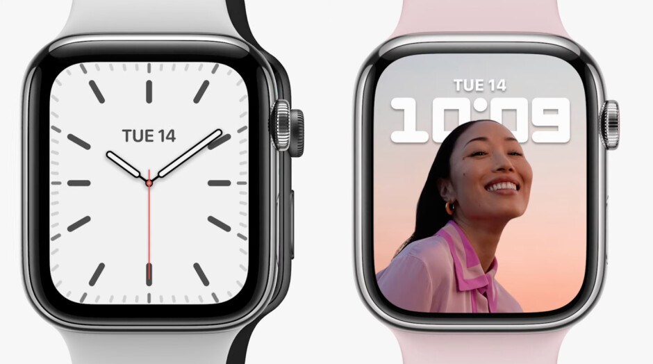 O Apple Watch Series 7 é oficial: refinamentos onde é importante