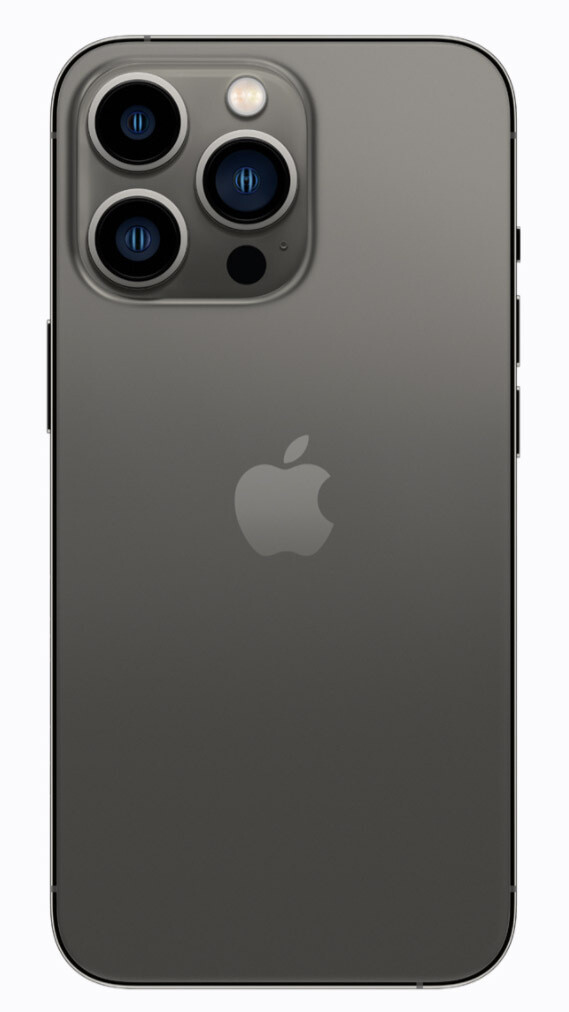 Graphite - iPhone 13 Pro and 13 Pro Max announced with 120Hz, bigger batteries and Pro camera features