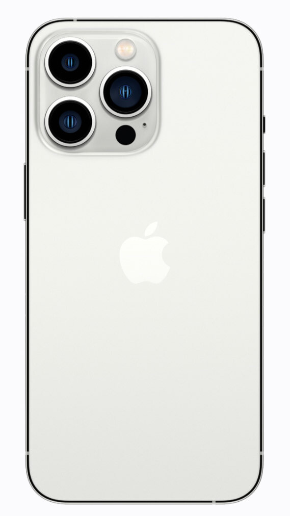Silver - iPhone 13 Pro and 13 Pro Max announced with 120Hz, bigger batteries and Pro camera features