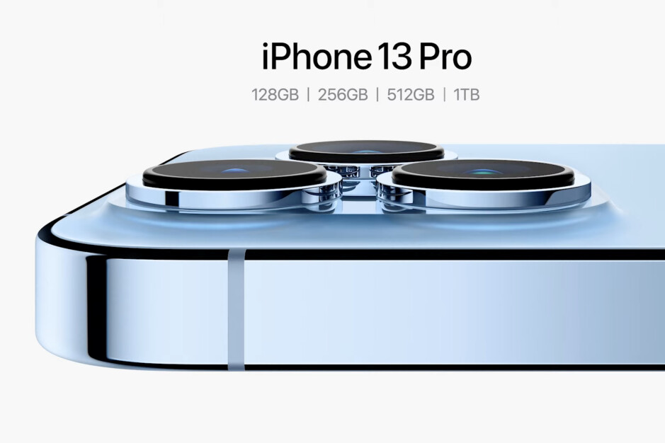 IPhones mais caros agora com 1 TB de armazenamento