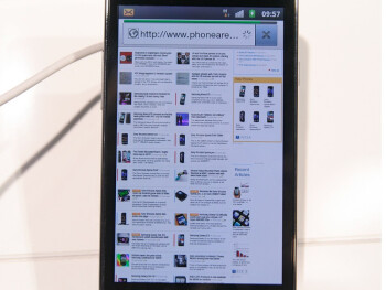 Samsung Galaxy S II hands-on