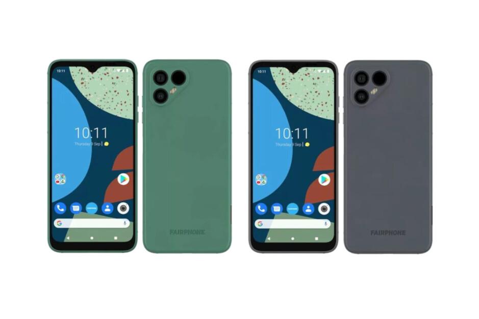 Fairphone 4 5G specs, renders leaked