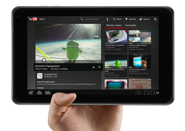 The T-Mobile G-Slate / Optimus Pad - MWC 2011: All hands-on coverage