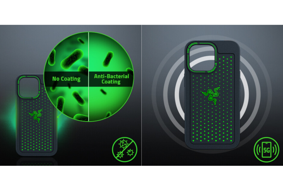 Razer's new iPhone 13 Arctech case can cool your phone