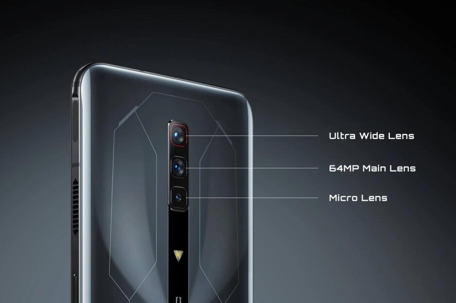 Nubia Redmagic 6S Pro: ultimate gamer phone