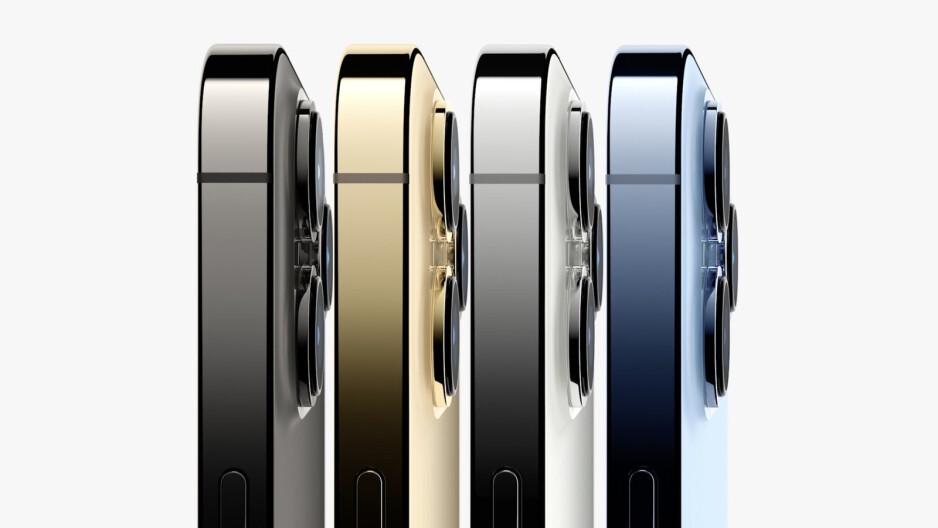 Demasiado pesado para mi.  - iPhone 13 Pro Max: encontramos 240 problemas con el buque insignia de Apple y no se pueden deshacer