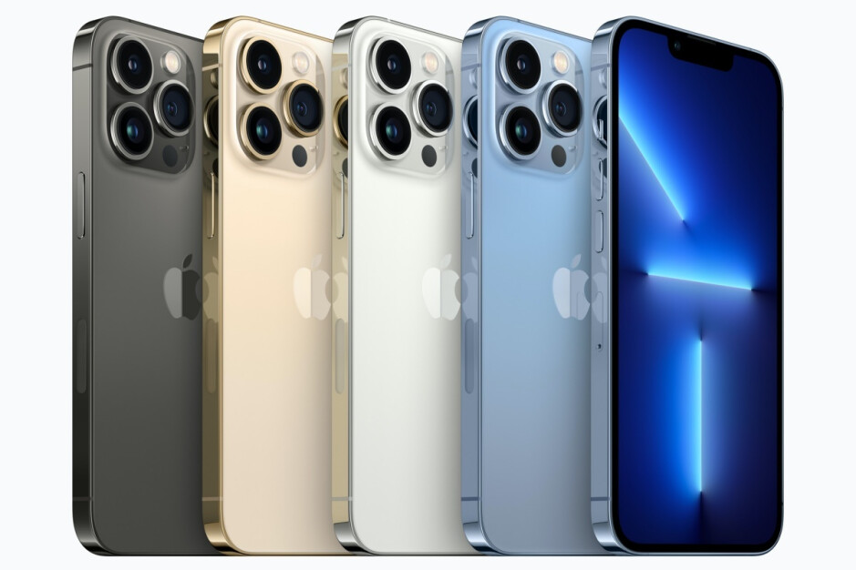 Apple's iPhone 13 5G family is outselling last year's iPhone 12 lineup