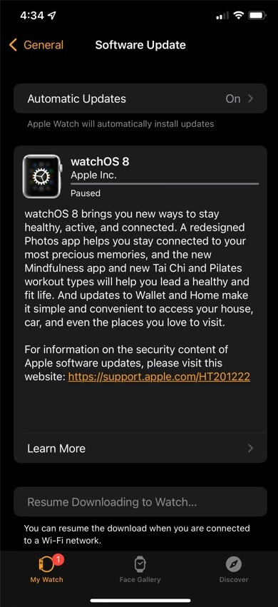 WatchOS 8 has arrived - New watch faces, Focus mode and more: watchOS 8 is now available