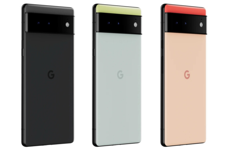 Google's Pixel 6 and 6 Pro launch date is pretty much etched in stone after FCC visit