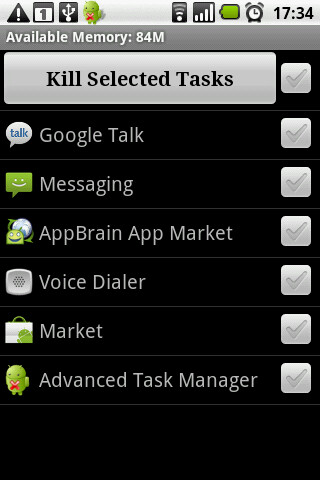 Advanced Task Manager - Great task managers for Android