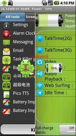 Advanced Battery Improve - Great task managers for Android