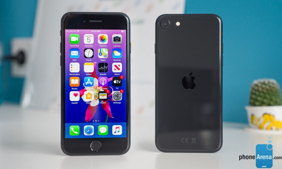 Apple iPhone SE - Port over your number and score one of nine free phones from Cricket (other conditions may apply)