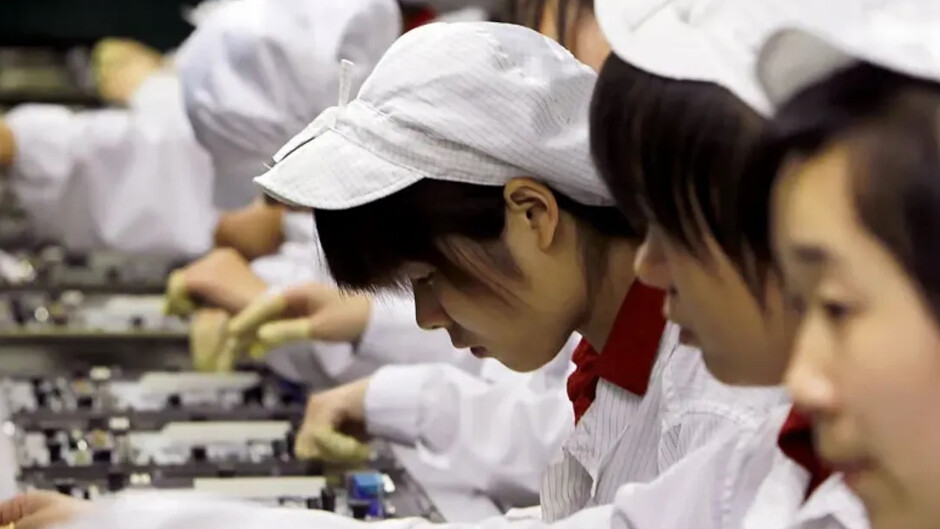 Foxconn, the company that assembles the most iPhones every year, has faced only a limited impact from China's energy shortage - New Chinese regulations force some Apple suppliers to halt or cut production