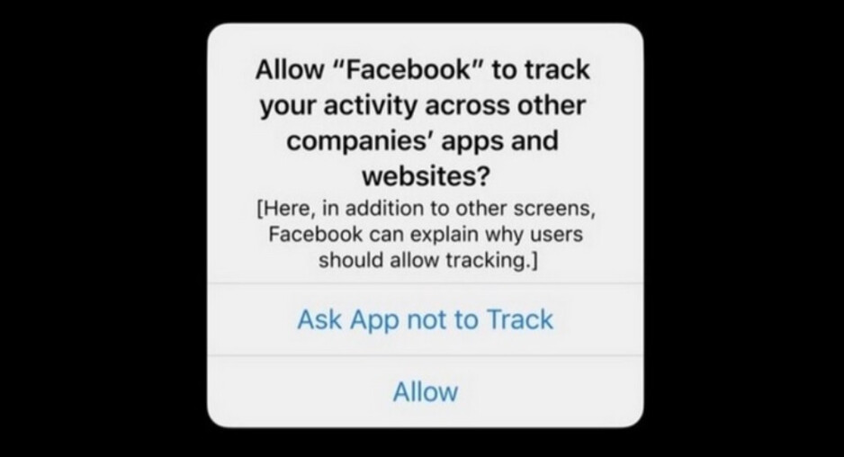 Apple's app tracking transparency lets users opt out of being tracked across websites and apps - Analyst says Apple's privacy feature is a smokescreen for its advertising ambitions