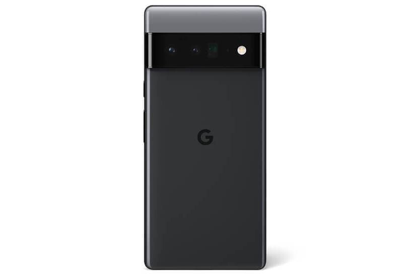 Pixel 6 Pro in Stormy Black - Leaked images show the differences between the two Pixel 6 models
