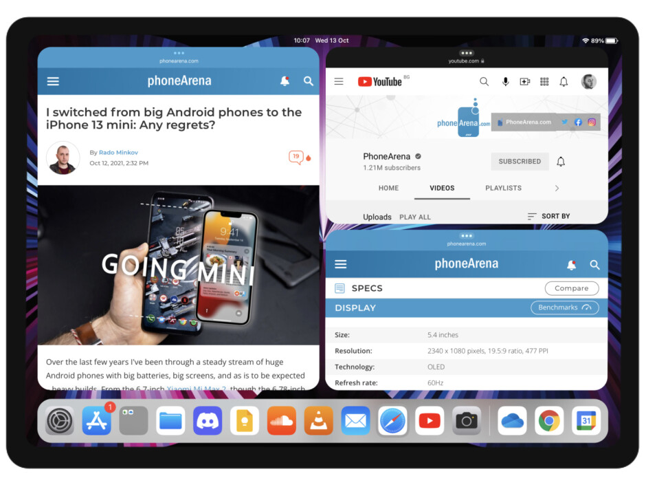 iPadOS 16 concept: Apple, here's how iPad multitasking should be
