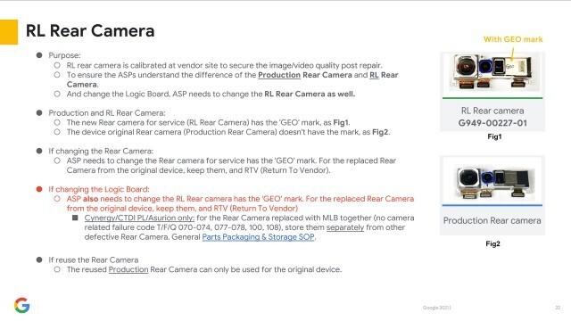 Manual de reparo de câmera do Pixel 6 Pro - manual de reparo de câmera do Google Pixel 6 Pro e novas dicas de benchmarks, boas e más notícias