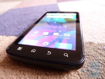 Motorola ATRIX 4G Unboxing