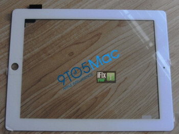White iPad 2 leaks before March 2nd announcement, could it be real?