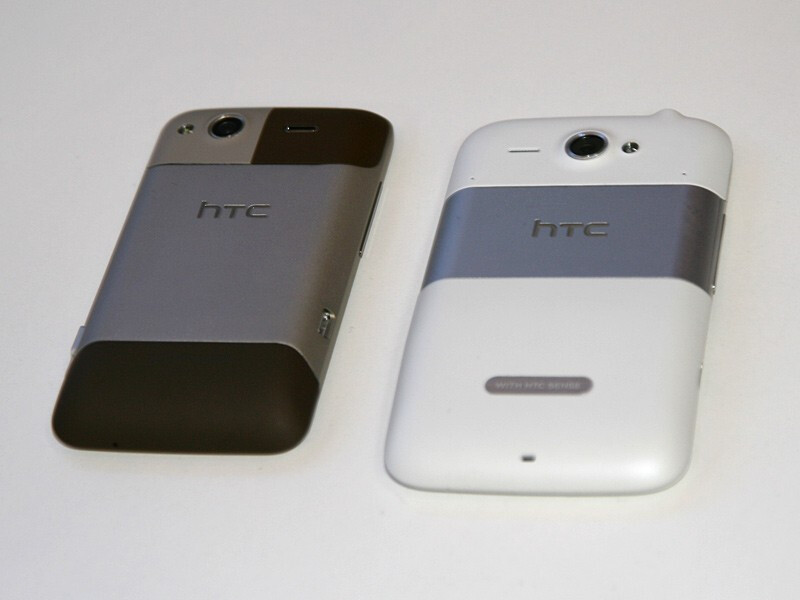 HTC ChaCha Hands-on