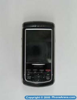 Samsung SGH-i858 - new GSM slider with touch screen