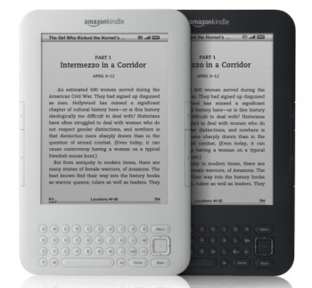 AT&T stores will begin selling the Kindle 3G starting on March 6
