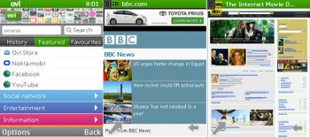 Nokia revamps the Ovi Browser for S40
