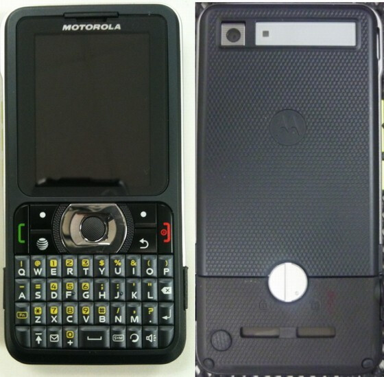 Tough Motorola WX450 coming soon to AT&T