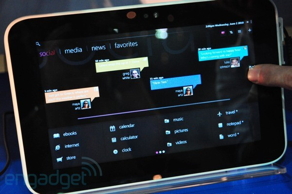 Windows 8 tablet demo possibly coming in June
