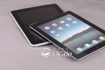 iPad 2 spotted somewhere in China?
