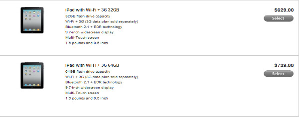 As expected, Apple slashes the prices of the original iPad models