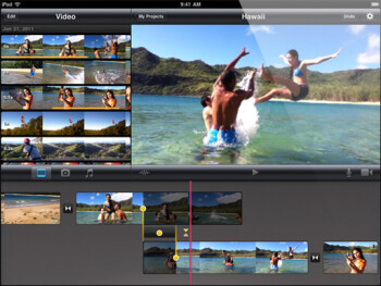 iMovie for iOS brings video editing on the go starting on March 11th for $4.99