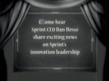 Will Sprint CEO Dan Hesse reveal a 3D Android handset or perhaps a HTC EVO 2?