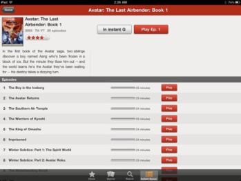 Netflix quietly updates their iPad app