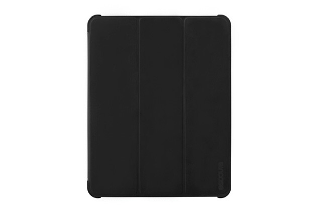 Incase's current Convertible Magazine Jacket shares looks and functionality with Apple's Smart Cover - Apple's iPad 2 Smart Cover resembles Japanese bath tub lids, existing case designs