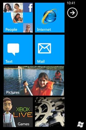 Have a taste of Android or WP7 by simulating them on your iPhone