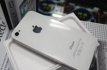 White iPhone 4 leaked in China