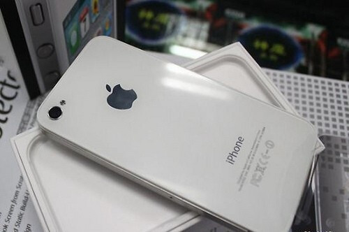 White iPhone 4 leaked in China - Hong Kong's grey market leaks a 64GB iPhone 4 prototype, Chinese blog entertains the white version once more